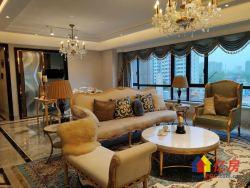 江汉区二环CBD豪宅,豪华装修,对口辅仁小学,绿化百分之60
