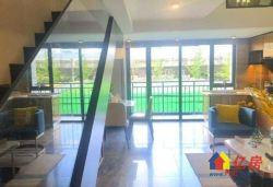 开发商直售 买一得二复式现房 5.4米层高 天然气 外地可买