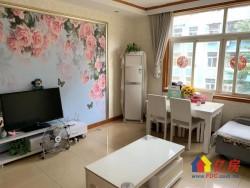 江宏花园C区,家具家电基本留下,中间楼层,诚心出售,看房方便。