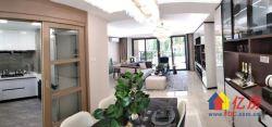 东西湖区一线湖景大三房,全景玻璃园林花样设计,一个清新舒适的家
