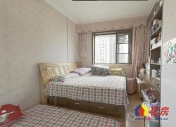 新长江香榭琴台地铁口 南北通透精装三房 采光好 老证税少
