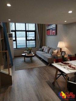 武汉客厅宏图大道地铁口小复式楼精致两房