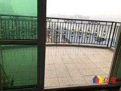 越秀旁 汉江公寓全江景房 超大阳台 满5年无个税