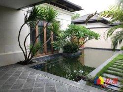 新上架 独院经典V2户型(东面临湖边户急售)150平花园附赠