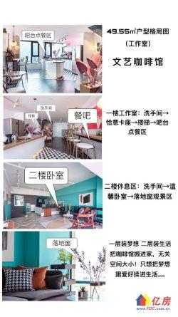 急售!11号地铁口 政务中心旁 武昌 光谷世界城创世界
