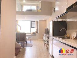 6号线地铁口,长江主轴,双层复式楼,外地人可买,两室两厅新房