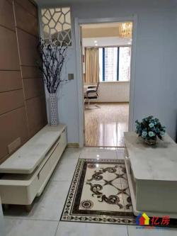 大智路轻轨站旁 大智公寓  精装一室一厅 民用水电