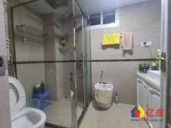 滨江商务区 有学位 临江 武汉天地旁豪装通透三居室