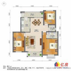 临近永旺 丽水佳园 中装3房 中间楼层 南北通透 临地铁