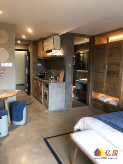 金银湖畔+地铁口+层高5.2m+LOFT公寓+均价1.2万起