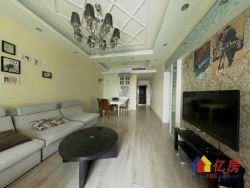 居家精装,89+9经典南向三房,视野采光好,大华南湖公园世家
