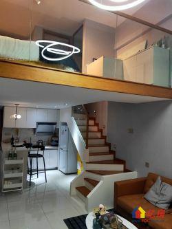 汉口内环核心地段360一线观湖复式公寓四地铁环绕立买立收租