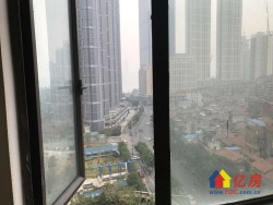 江汉区 江汉路 宝利金国际广场 1室1厅1卫  59.35㎡