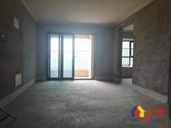 塔子湖上海公馆 南北通透 四房两厅两卫 原装大毛坯 随时看房