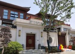中式风格联排别墅,独门独户带大院子,送地下室带电梯