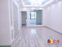 宝岛公园旁正规小区低楼层大3房双卫,采光好诚意出售,看房方便!