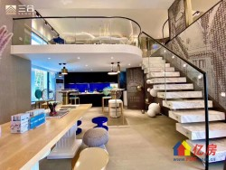 新房:仁和路地铁口 福星惠誉东湖城 854.51㎡整层酒店公寓出售,4.5米层高带天然气入户