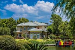 湖景别墅,皇家园林尊享品质生活,保值一万年