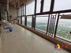武汉天地三期 一线江景一览无余 高端豪宅 产权清晰 老证