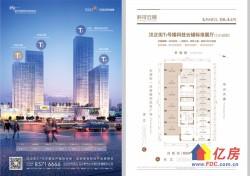 云尚武汉国际时尚中心官方指定代理商 免佣 专车接送 内部团购价 欢迎品鉴面积50-168平户型