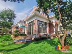 武汉顶级别墅群,聚水迎财风水设计,前庭后院