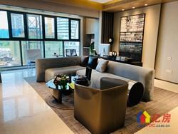 二汉口七,中信泰富滨江金融城,127平豪华装修3居室549万