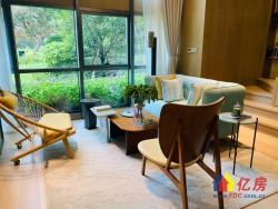 汉口滨江商务区,中信泰富,70平行政公寓,不限购毛坯出售