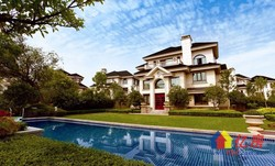 墨水湖畔,择邻而居,皇家园林艺术设计,前庭后院环境舒适
