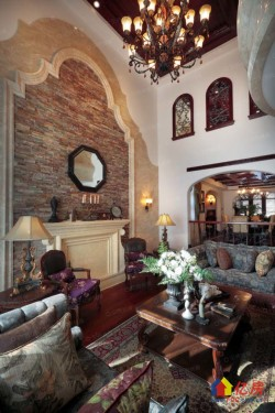 300平超大庭院,可扩展,花样别墅,荆楚风情设计,稀缺独院