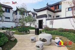 中法新城,不限购湖景别墅,总价不到200万,前庭后院300平大院子