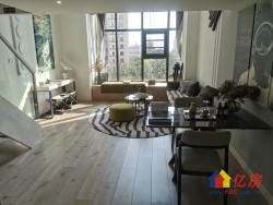 葛洲坝紫郡蘭园 国博旁 高性价比4.5米loft复式公寓 买一层得两层 低公摊 投资自住首选