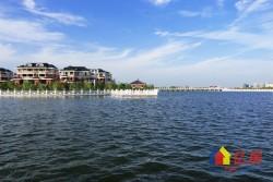 捡漏 开发商现房直售:金银湖 金珠港湾单价13000湖景别墅 送花园
