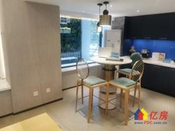 福星惠誉东湖城四期拾光 东湖二环边 地铁口 带天然气 4.5米loft复式公寓