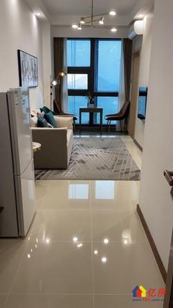 汉阳四新70平小户型准现房,总价70万送装修,带天然气,双地铁