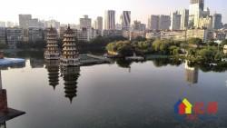 江岸区 台北香港路 湖光公寓 买一层送一层  三房观湖
