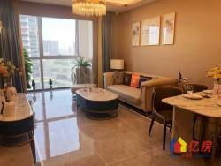 项目外立面采用全玻璃幕墙设计,高效节能硚口区 古田 汉江湾壹号 2室2厅2卫  47㎡