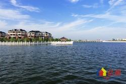 东西湖 城中湖景+现房别墅 带花园带露台 一线临湖 可改外观