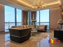 天悦外滩七号总裁公寓豪华四房1100万出售地铁口江景房