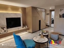 一手新房 总价20万定居武汉 43平复式两房 未来星城给你期待