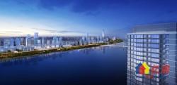 中海国企打造二七滨江商务区一线江景房,大品牌,值得信赖。优秀的物业,伴随您一生。
