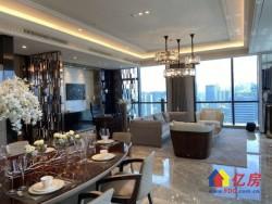 汉口滨江豪宅 天悦外滩柒号360度江景环绕 大气奢华端庄典雅