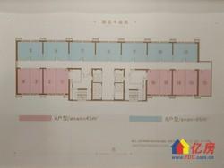 单价不过万+地铁6号线+商业街+66平+4室2卫+带天然气