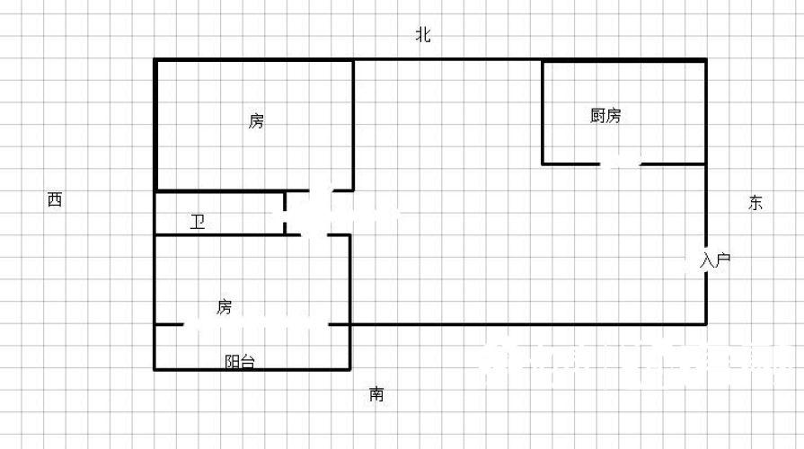 新证,武汉硚口区古田古田四路二手房2室 - 亿房网