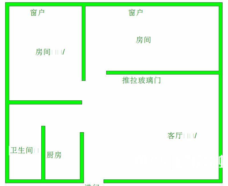 老证 满五唯一 低楼层 小两房 对口长春街小学 有学位,武汉江岸区永清片/二手房2室 - 亿房网