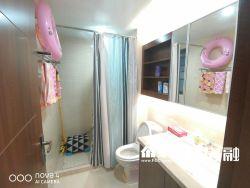 招商江湾国际电梯一室一厅 精装修 即买即住