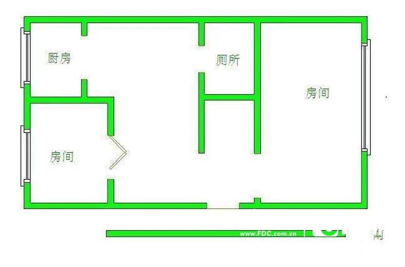 对口长春街小学学区房出售,武汉江岸区黄埔惠济胜利街308号二手房2室 - 亿房网