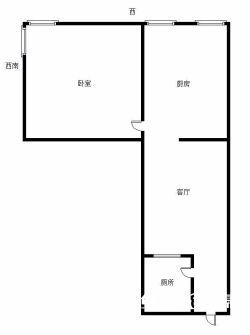 花桥片区 黄孝河路电梯房 临近育才二小 适合陪读 有天然气