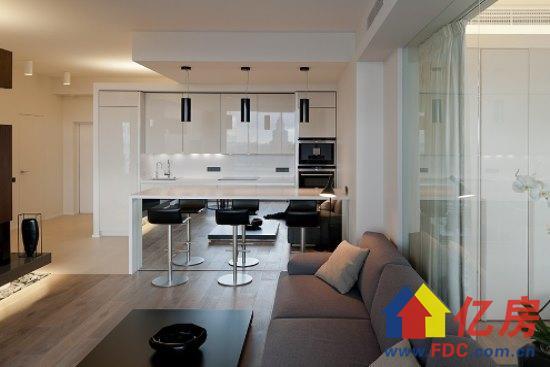 小户型设计 现代简约一室一厅 43平方 2.jpg