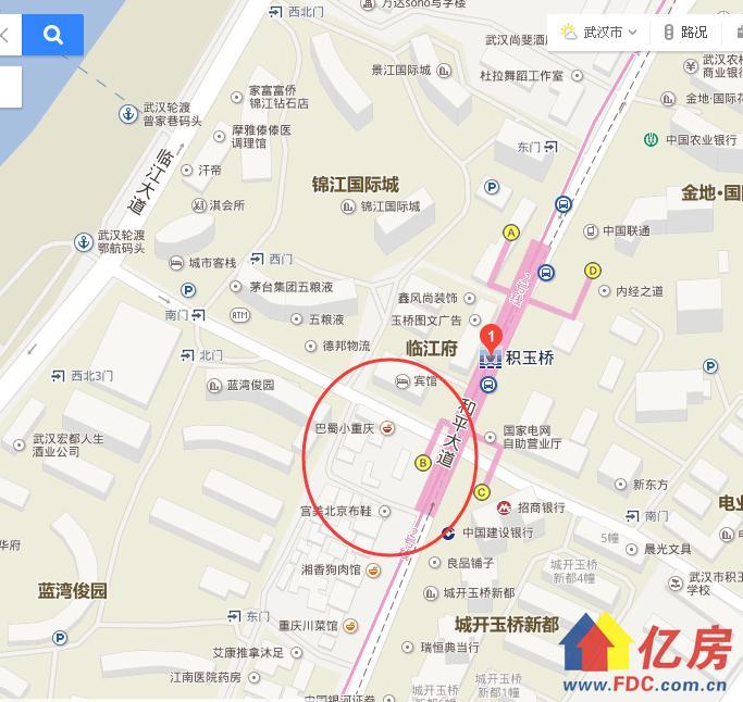 积玉桥地铁站B出口.png
