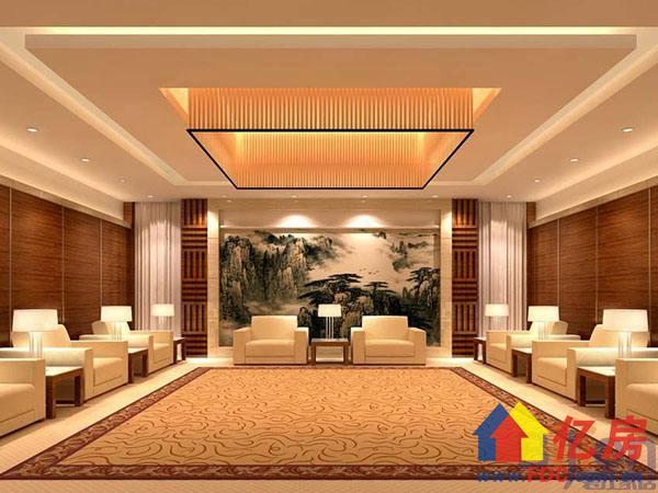 公司vip办公区接待室的设计方案?
